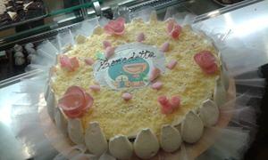 torta-mimosa-meringhe-comunione