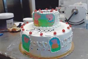 torta-americana-due-piani-peppa-pig